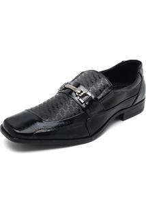 Sapato Broken Rules Bridão Preto