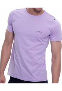 Camiseta Oitavo Ato Monitor Masculina - Masculino-Lilás