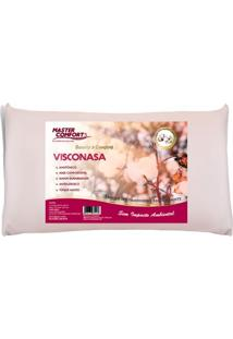 Travesseiro Viscoelástico Beauty E Comfort Orgânico Altura 13 Cm
