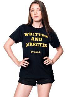Camiseta Directed Useliverpool Feminina - Feminino-Branco