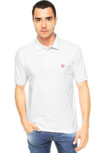 Camisa Polo Mr. Kitsch Vauvert Branco
