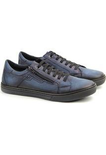 Sapatênis 1159 Confort Jeans Madeira 37