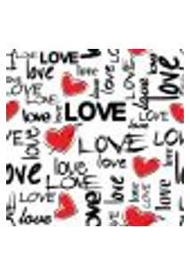Papel De Parede Adesivo - Love - 002Ppo