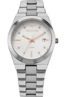 Relógio Technos Trend Feminino 2115Kzt/3K - Prata