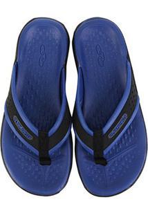Chinelo Olympikus 921 Masculino - Masculino-Azul