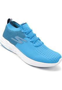 3971105cce81c ... Tênis Skechers Go Run 6 Masculino - Masculino-Azul