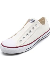 Tênis Converse Chuck Taylor All Star Slip Off White