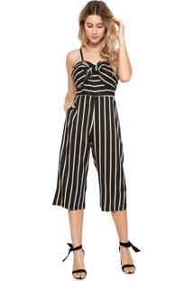 436c29ea0 Macacão Fashion Preto feminino | Gostei e agora?