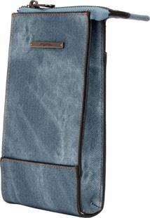 Bolsa Crossbody Porta Celular Mormaii - 44718 -Azul