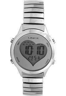 Relógio Lince Sdph062L-Bssx Prata
