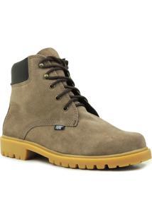 Bota Yellow Boot Masculina - Masculino-Bege