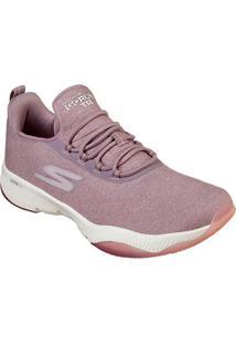 Tênis Skechers Go Run Tr- Exception Feminino - Feminino-Rosa