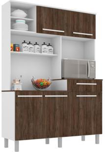 Cozinha Compacta Safira 5 Pt 1 Gv Elmo E Montana