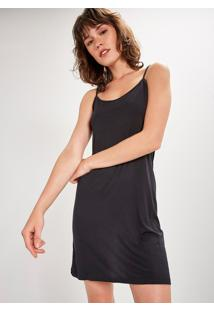 5d583e083e ... Vestido Under Dress Viscose Preto