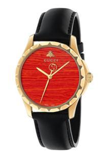 Gucci Le Marché Des Merveilles 38Mm Watch - Preto