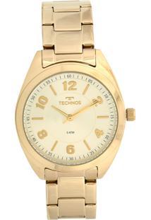 Relógio Technos 2035Mcf4X Dourado