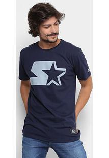 Camiseta Starter Logo Masculina - Masculino