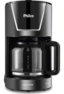 Cafeteira Philco Titanium Inox Pcf38T 127V