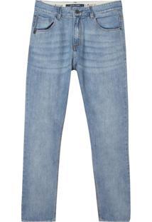 Calça John John Rock Bojuru Masculina (Jeans Claro, 44)