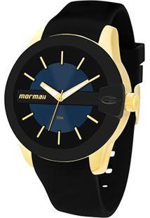 Relógio Mormaii Analógico Mo2035Ap Feminino - Feminino-Preto