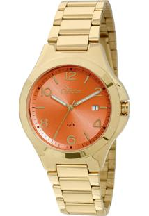 7541c66df2f ... Relógio Feminino Condor Analógico Co2115Sw 4L Dourado