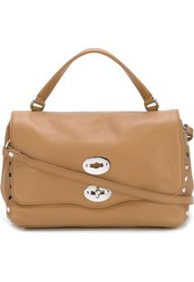 Zanellato Medium Shoulder Bag - Neutro