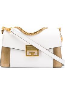 Givenchy Bolsa Gv3 Pequena - Branco