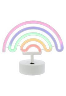 Luminária Stz Arco-Íris Luz Neon Color