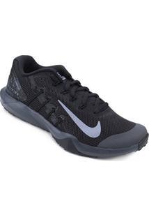 Tênis Nike Retaliation Tr 2 Masculino - Masculino-Preto+Cinza