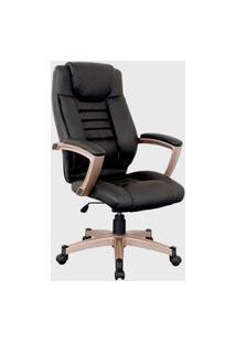 Cadeira Office Catalunha Preto Rivatti