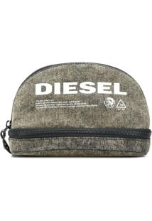 Diesel Necessaire 'New D-Easy' - Green