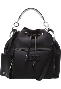 Bucket Bag Nylon Black | Schutz