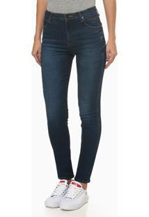 Calça Jeans Sculpted - Azul Marinho - 34