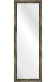 Espelho Demolição Cinza 38X108Cm