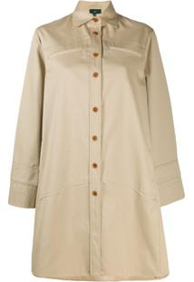 Jejia Trench Coat - Neutro