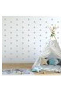 Adesivo Decorativo De Parede - Kit Com 230 Estrelas - 005Kaa20