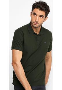 Camisa Polo Ellus 2Nd Floor Piquet Básica Lisa 22Sb881 - Masculino