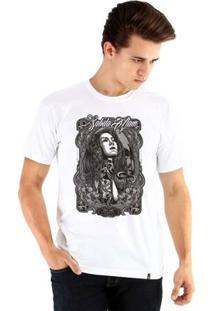 Camiseta Ouroboros Manga Curta Sabda Alam - Masculino
