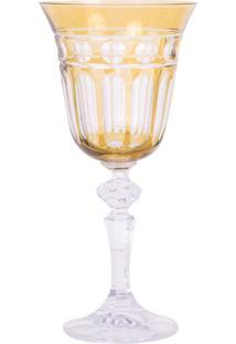 Taça De Cristal Lodz Para Vinho De 220 Ml – Âmbar Báltico