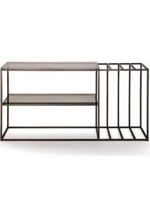 Aparador Sofá Filo Ritmo Design By Silviane Nicolato