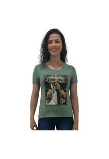T-Shirt Juliet And Romeu Verde