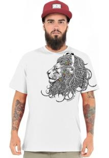 Camiseta Maresia Lion Dreadlocks - Masculino