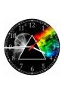 Relógio De Parede Banda Pink Floyd Decorações Salas Quartos