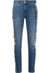 Stella Mccartney Calça Jeans Skinny Boyfriend - Azul