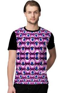 Camiseta Stompy Psicodelica30 Masculina - Masculino