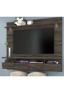 Painel Para Tv 2 Portas Lana 180 Cm 276025 Vulcano - Madetec