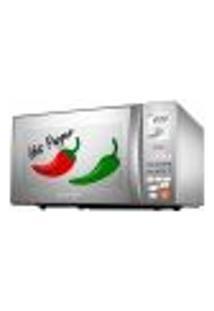 Adesivo Decorativo Para Microondas Hot Pepper - Medio