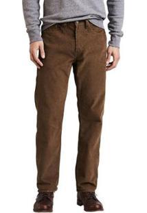 Calça Levi'S Regular Masculina - Masculino-Marrom
