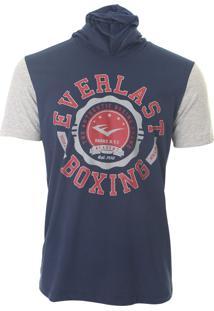 Camiseta Everlast Boxing Azul