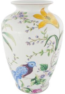 Vaso De Cerâmica Coleção Tropicalia